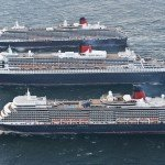 You can spend time on all three Cunard Queens in one holiday with this new package.