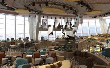 Ovation of the Seas Two70 Great Hall