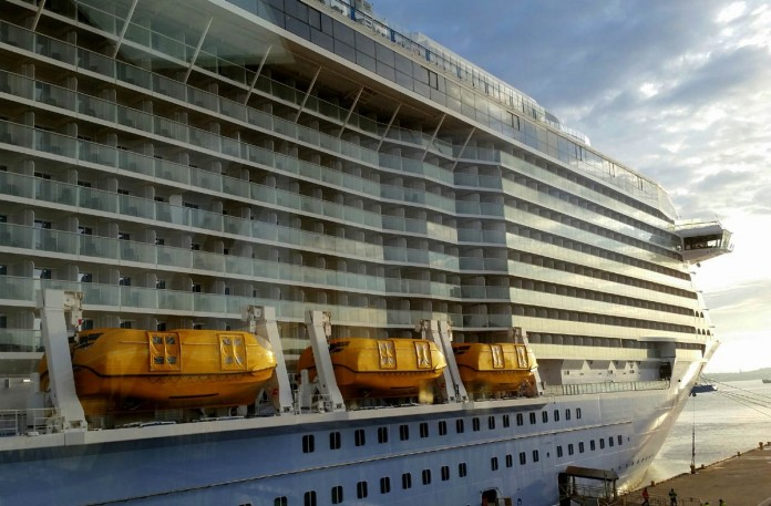 Special offers are now in play for Ovation of the Seas' Cruiseco voyage