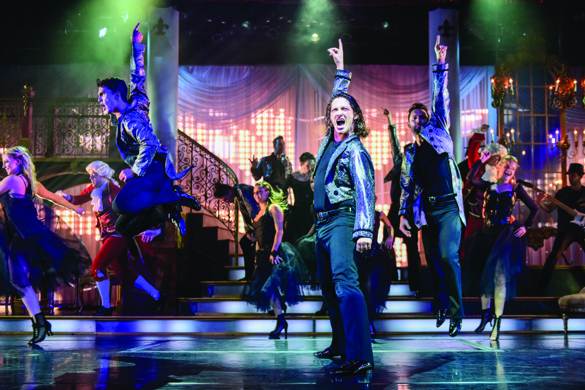 Burn the Floor is a must see.