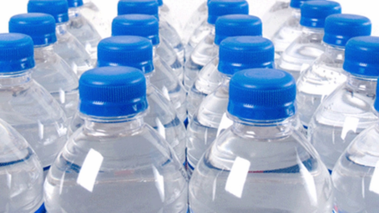 Purchase bulk packs of bottled water and store them in your stateroom.