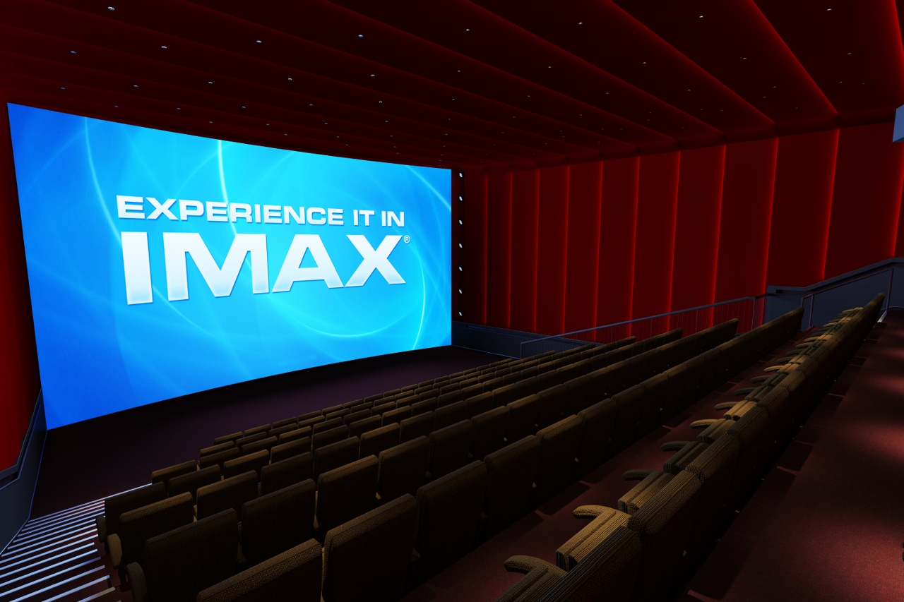 Carnival Vista features the first IMAX theatre at sea.