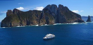 Coral Expeditions shows a different side to Tasmania.