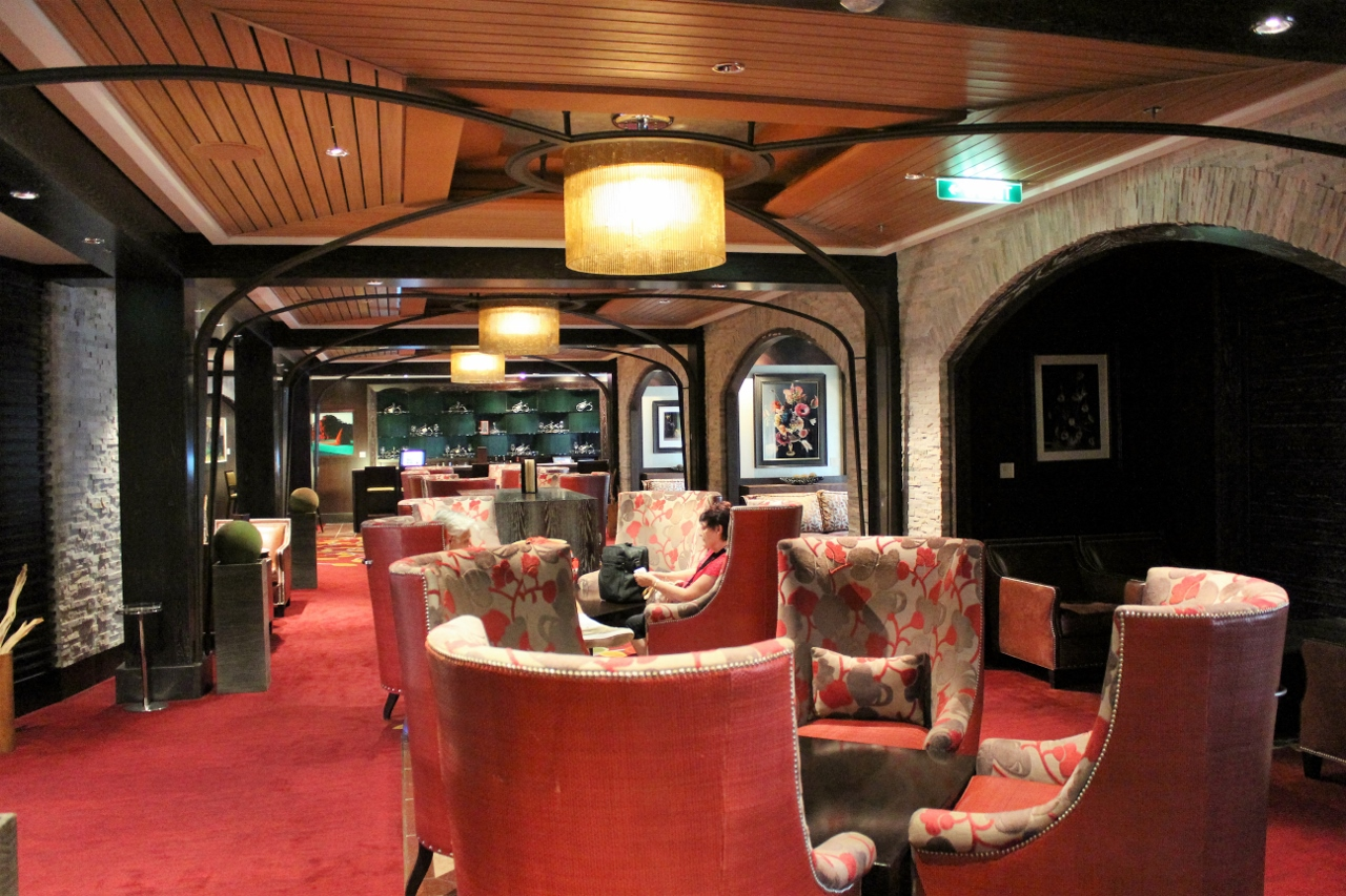 Cellar Masters offers a quiet venue to enjoy an evening nightcap.