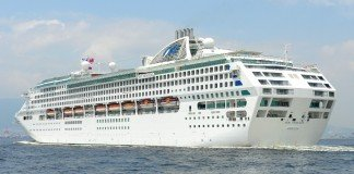 Princess' Sun Princess offers a wide selection of two night one way voyages between Australian capital cities.