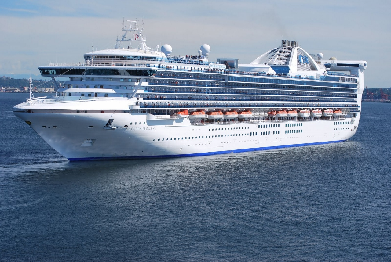 Golden Princess will be one of five ships in the Princess fleet to showcase the Australian history exhibit.