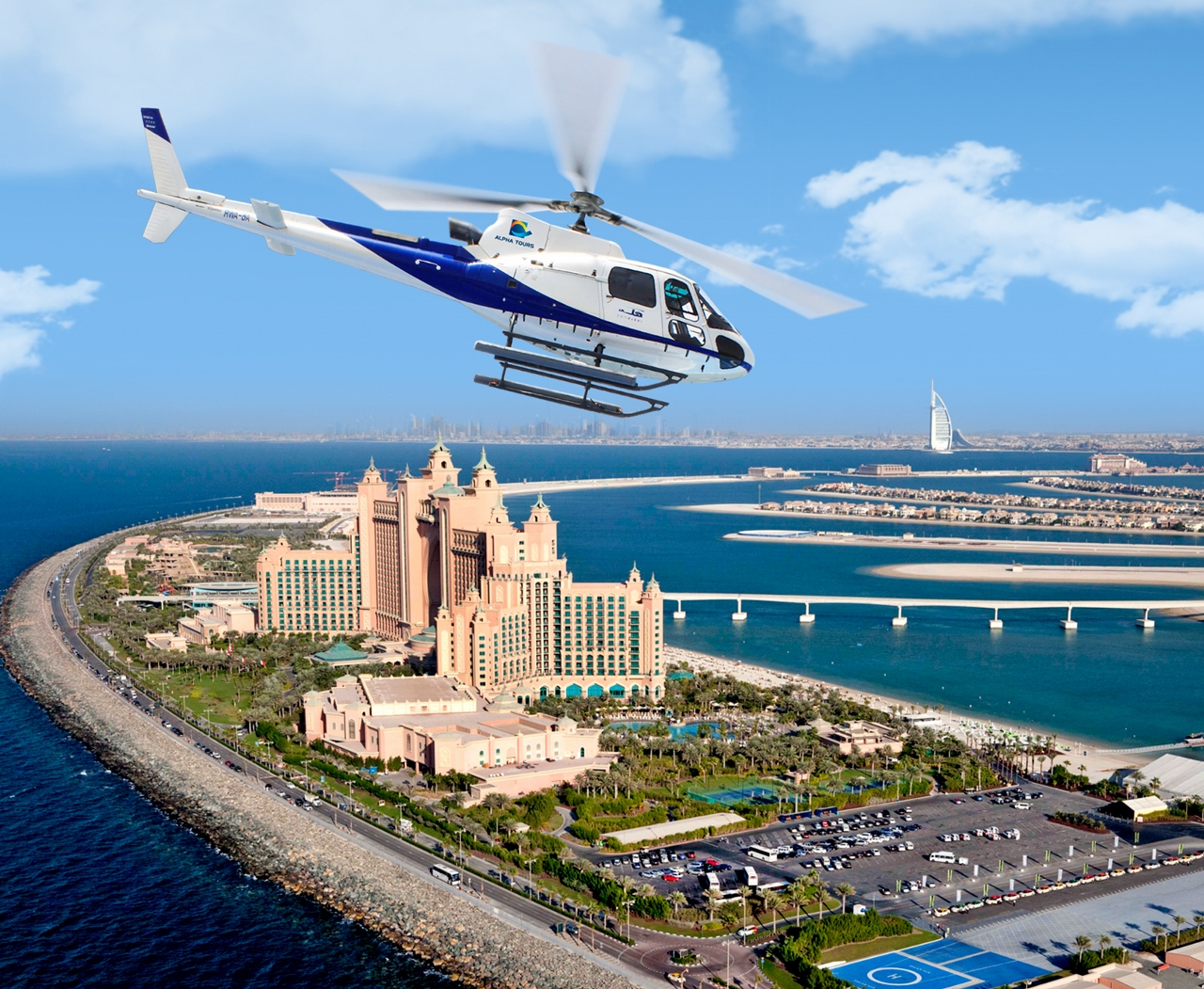 Celebrity Cruises Private Journeys include helicopter wine pairing.