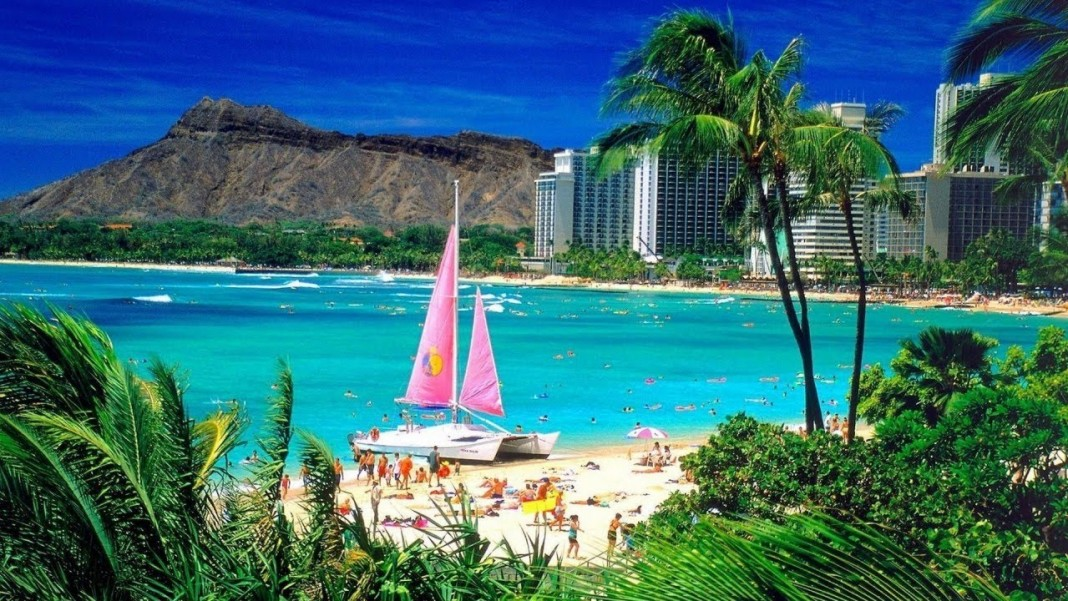 Everywhere you turn, postcard images of Hawaii exist.