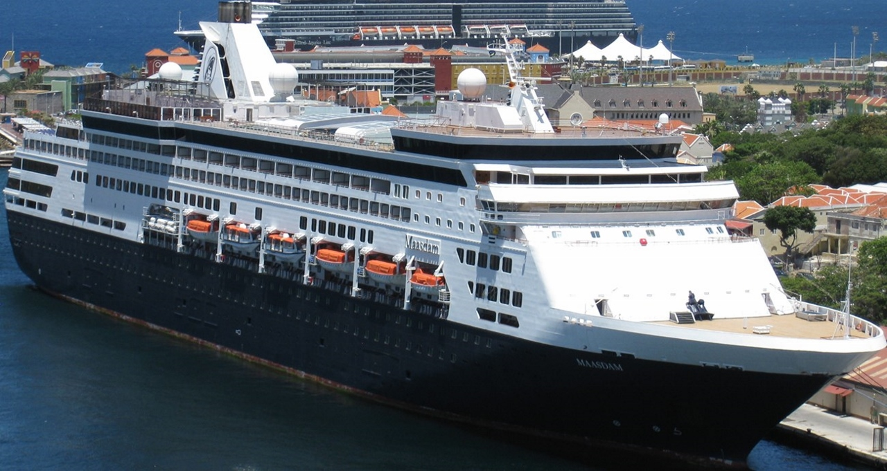 Holland America Line's MS Maasdam will make its debut in Australia this year.