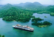 Panama Canal cruises are valid in the Anniversary Sale.