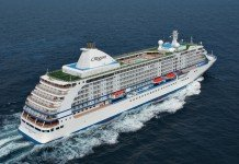 Regent Seven Seas Cruises brings its luxury ship Seven Seas Voyager to Sydney once each year.