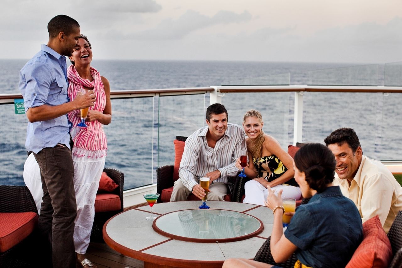 Cruise as a group and the benefits will stack up.