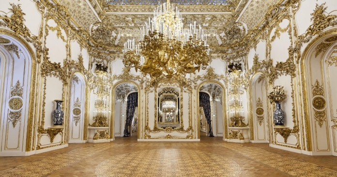 APT guests are taken to see City Palace, Vienna on journeys to the city.