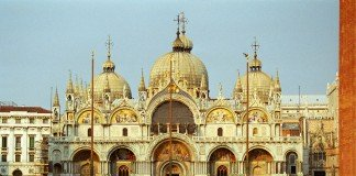 Azamara Club Cruises takes guests to St Mark's Square in Venice.