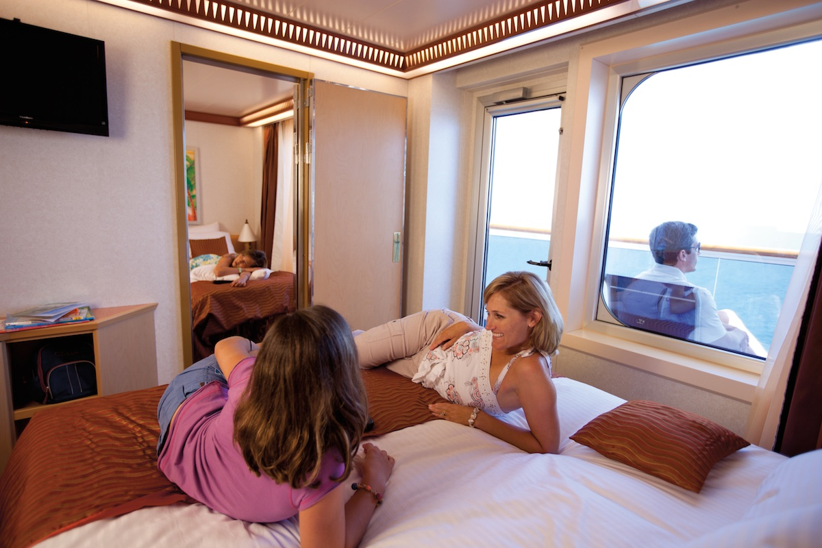 Your Guide To Interconnecting Cabins On Australia S Local Ships Cruise Advice