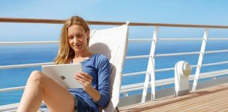 Norwegian Cruise Line is next to unveil high-speed internet.