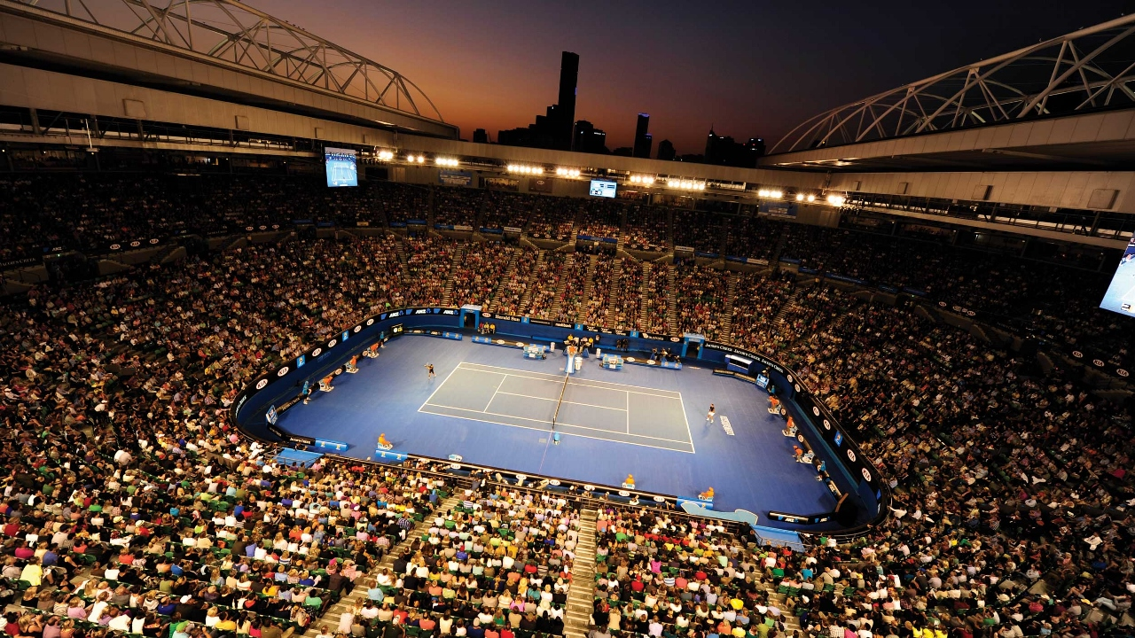 P&O Cruises guests can cruise to the Australian Open each year.