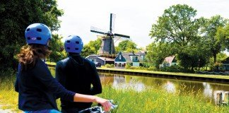 Avalon Waterways allows guests to loan a bike to tour the shore themselves.