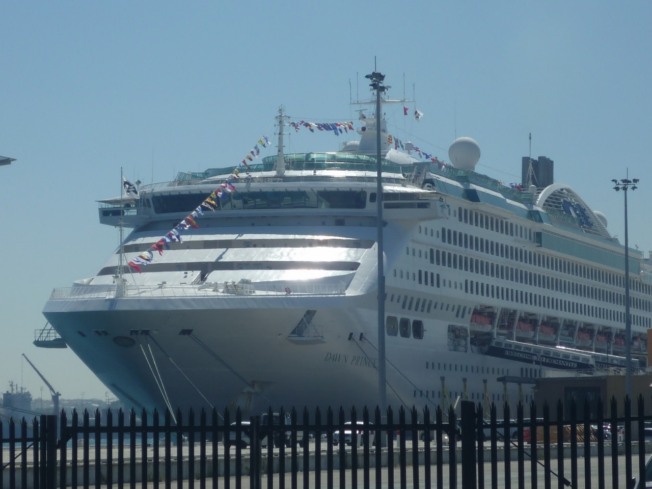 Time is running out to cruise Dawn Princess from Fremantle.