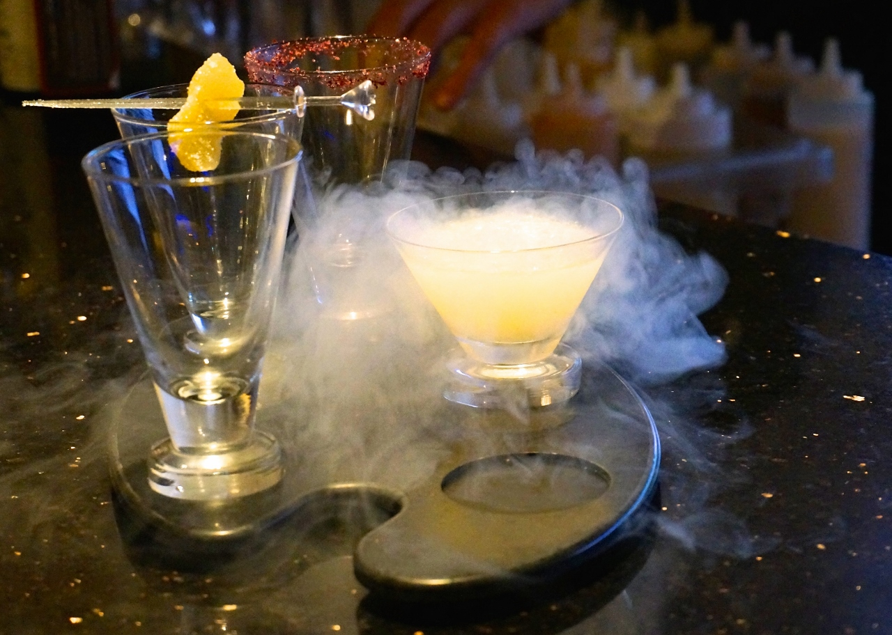 Learn to mix up some new drinks on a sampler cruise.