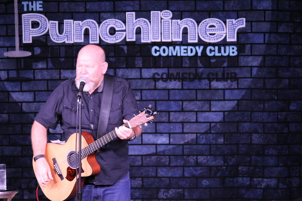 Carnival Spirit's comedy club brings some of Australia's funniest people onboard to perform for guests at the Punchliner Comedy Club.