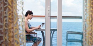 Royal Caribbean has rolled out VOOM across its entire fleet.