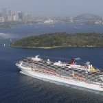 Carnival Spirit is based in Australia for extended seasons every summer.