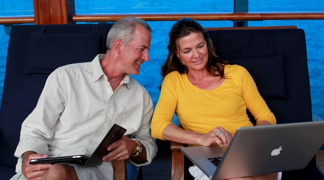 Faster and more reliable internet is now on Norwegian Cruise Line.