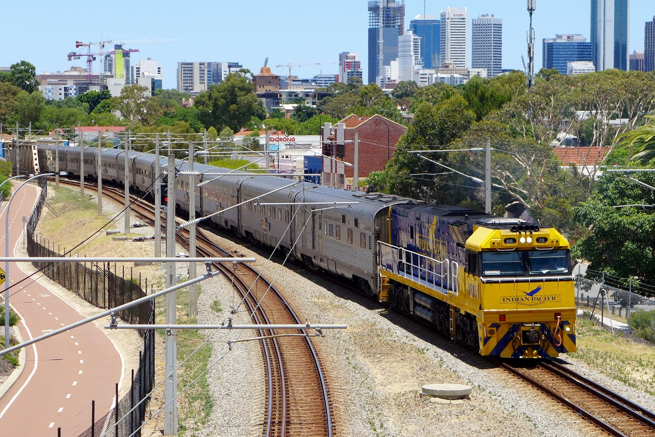 Aussie rail journeys you can combine with a cruise - Cruise