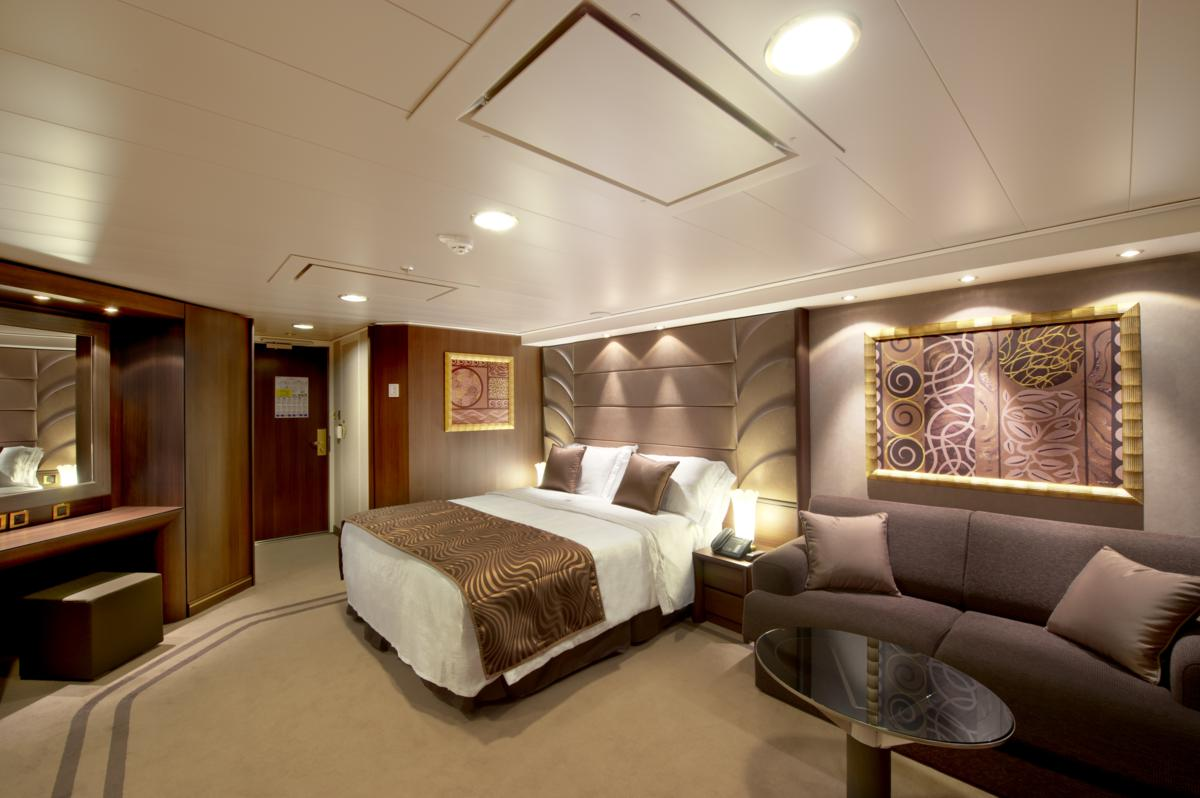 The MSC Yacht Club is the highest and most value-packed price tier for MSC Cruises.