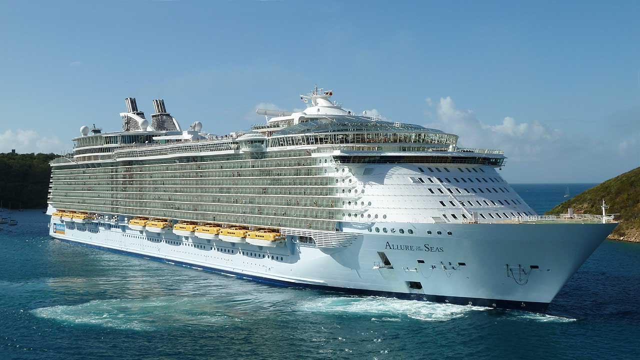 Royal Caribbean will test its new fuel technology on one of its existing Oasis-class ships.