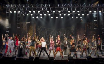 We Will Rock You on Royal Caribbean's Anthem of the Seas