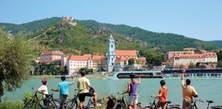 APT now offers cycling themed river cruises in Europe.