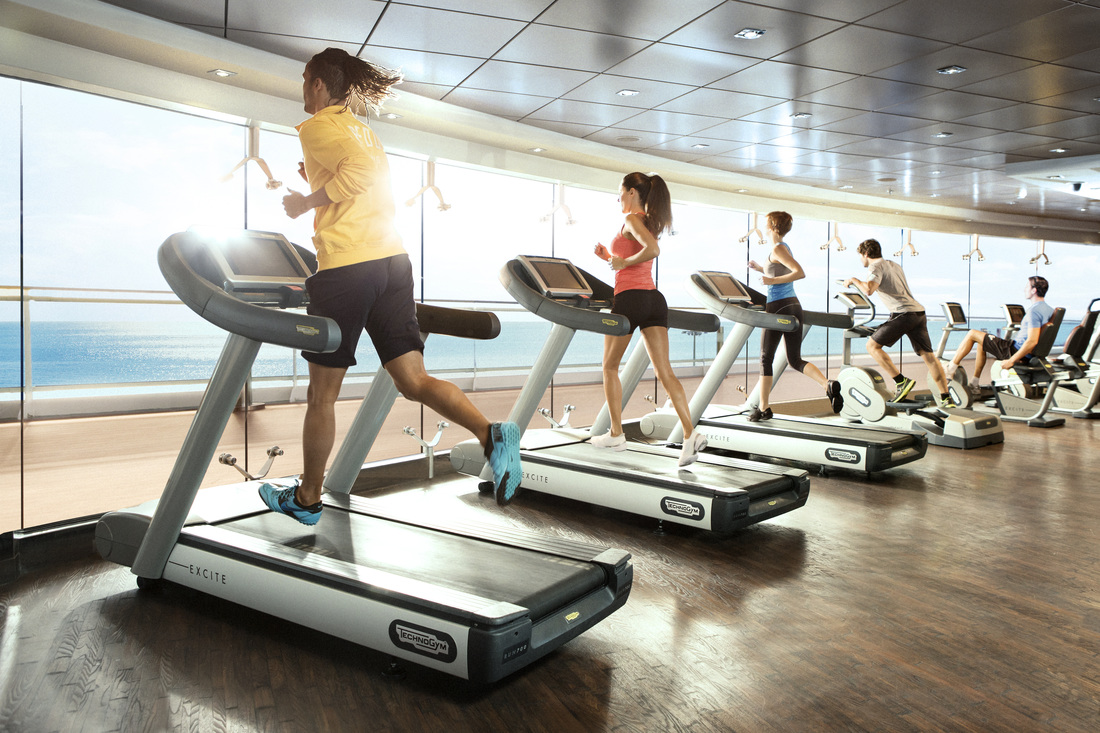 MSC Cruises offers a Wellness Package on its voyages.