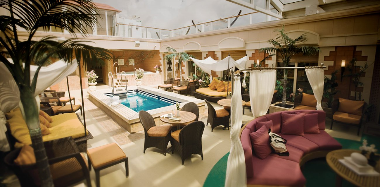 The exclusive 'Ship within a Ship' concept, The Haven, will make its Australian debut aboard Norwegian Jewel.