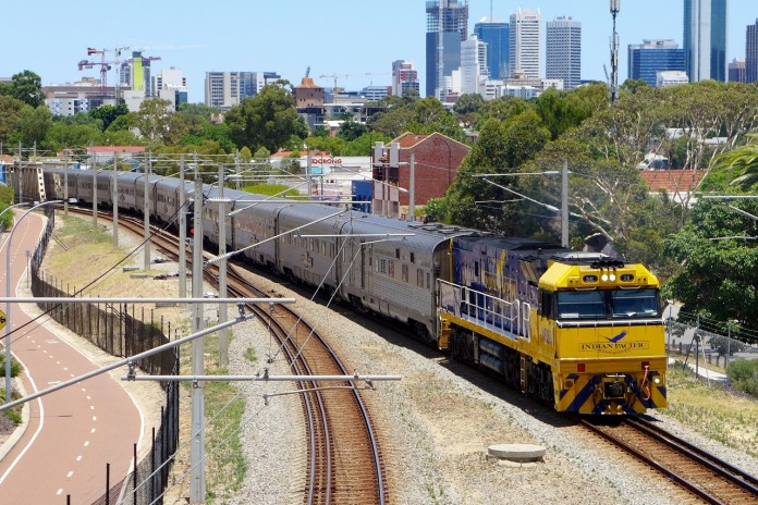 Great Southern Rail links its schedule with cruise holidays from Australia.