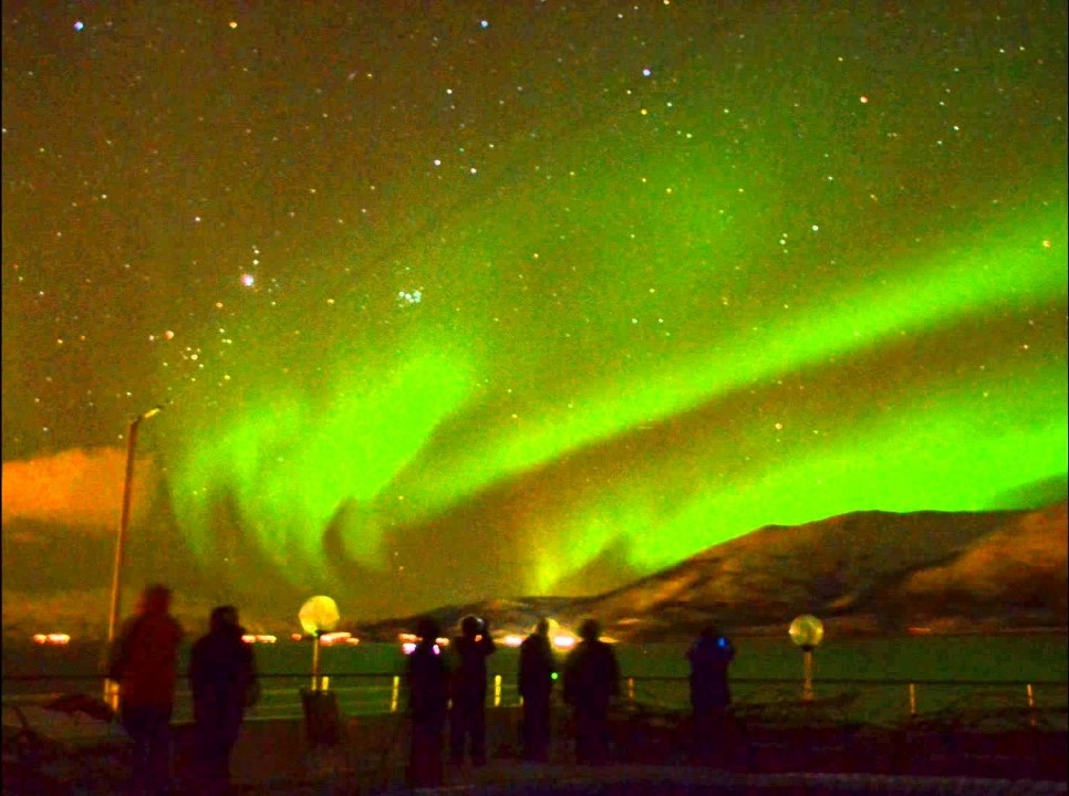 See the Northern Lights on Fred Olsen Cruise Line's Boudicca