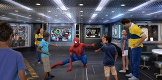 The Marvel Superhero Academy will debut soon on Disney Cruise Line.