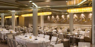 Chic Restaurant on Ovation of the Seas.
