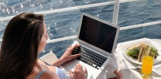 P&O Cruises is rolling out new internet packages onboard.