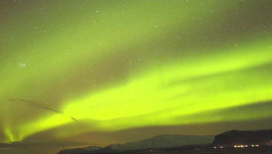 The Northern Lights are widely available on Cruise & Maritime Voyages.