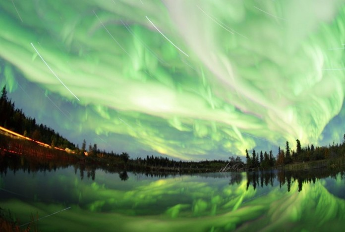 There are a number of cruise operators offering chances to see the Northern Lights.