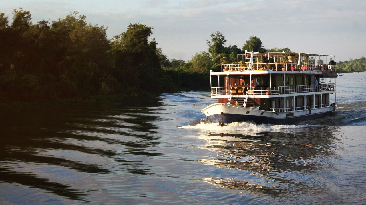 Ships you'll find on the Mekong look starkly different to those in Europe - however the luxury is very similar. Brands include APT, Scenic, Avalon Waterways, Travelmarvel, Evergreen Tours, Uniworld and more.