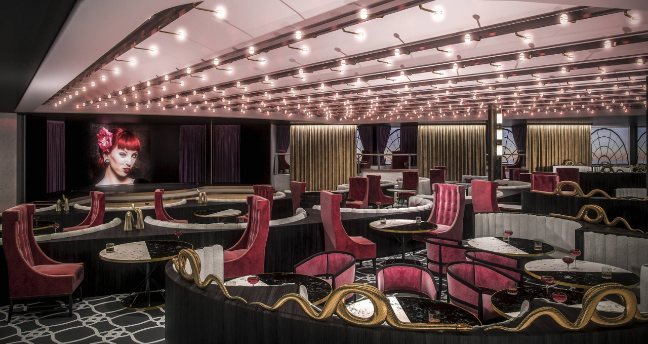 The Black Circus theatre will present a dinner and show concept on P&O Pacific Explorer.