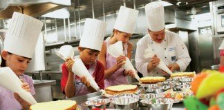 MSC Cruises is rolling out special cooking classes for kids with a Michelin starred chef.