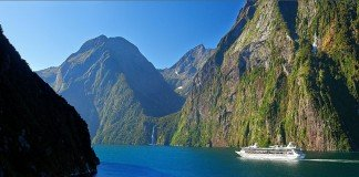 Milford Sound in New Zealand is one of those spots you'll want to keep some binoculars handy.