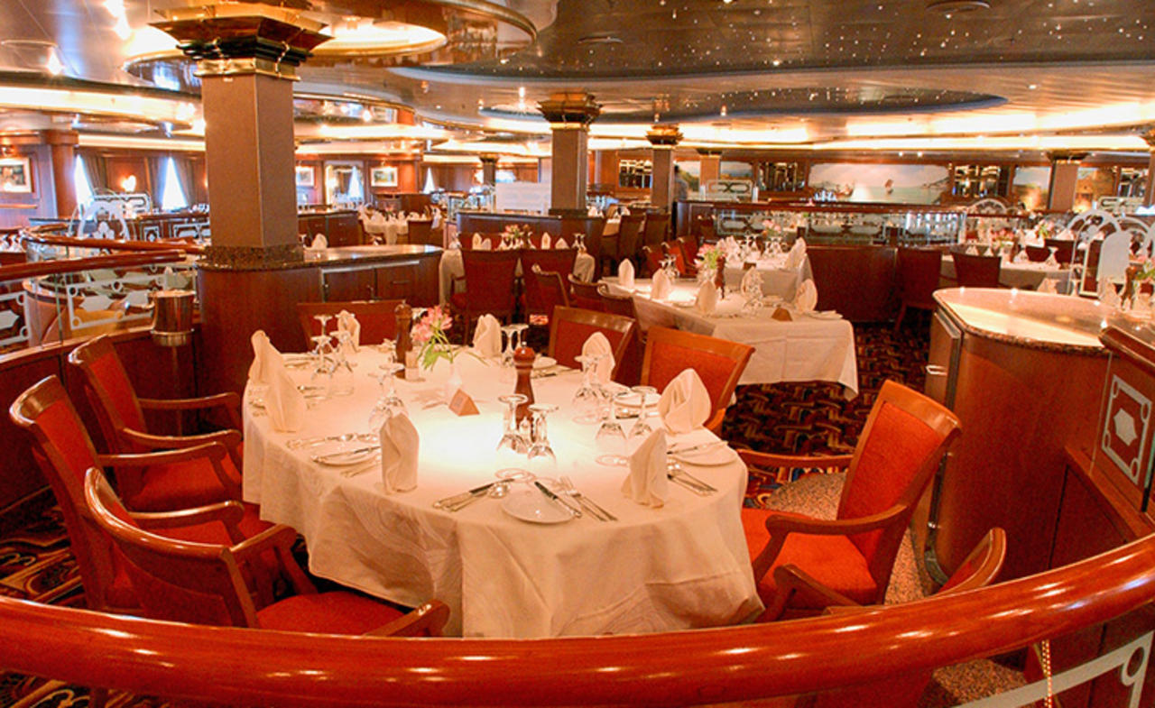 Not identical, but Rigoletto is one of two main dining rooms on Sea Princess.