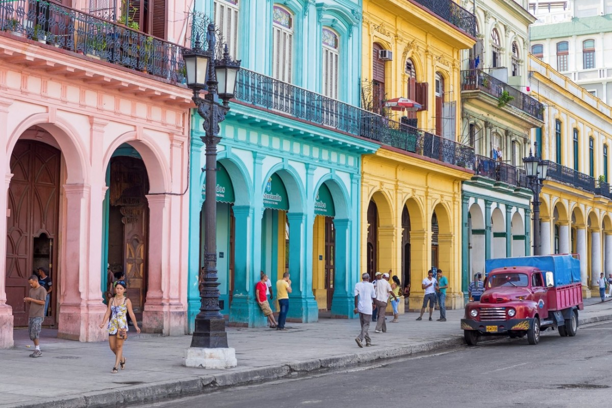 Celebrating Christmas by discovering Havana, Cuba, is a noticeably different to a traditional Christmas back home.