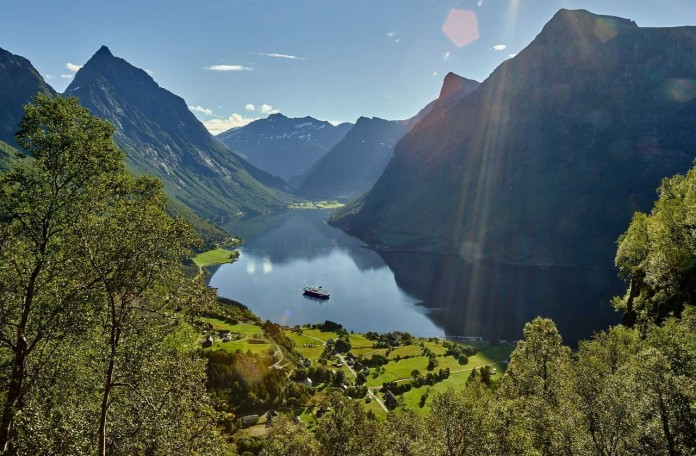 A look at the picturesque Norwegian coast