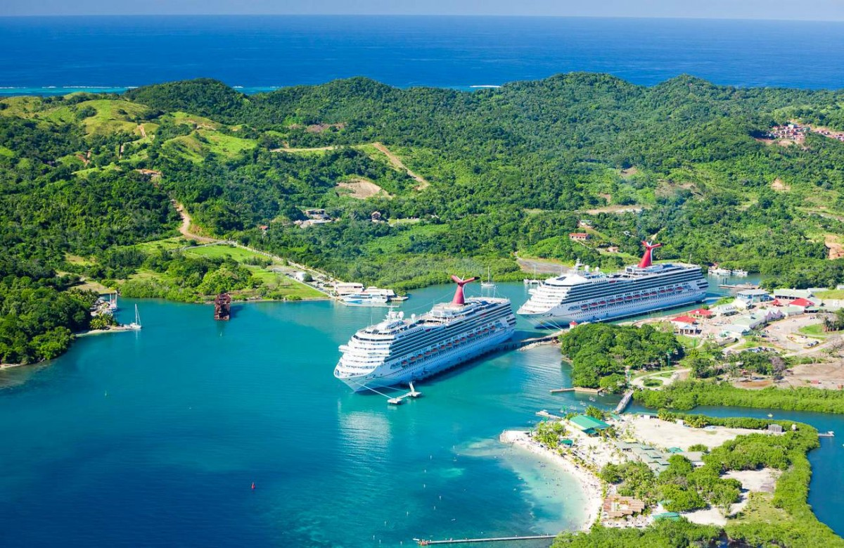 Carnival's Mahogany Bay is a self-developed destination designed to immerse guests into the local culture of Honduras.